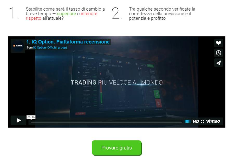 trade binary options demo account